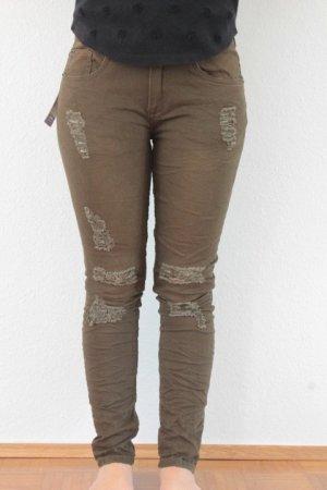 John hardy Tube Jeans khaki