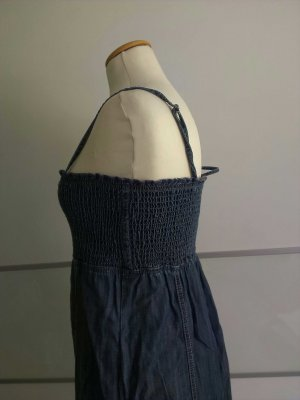 Jeans Kleid, Sommerkleid, Hallhuber