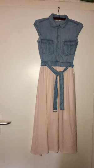 jeans Kleid super schön,knielang ca.