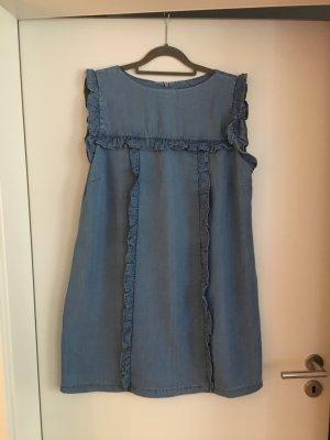 Jeans Kleid von ZARA in L