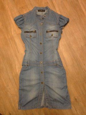 Jeans Kleide,sehr figurbetonte Kleider