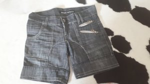 jeans kurz Hose