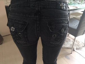 Laguna Beach Low Rise jeans antraciet