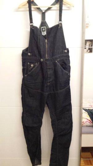 Jeans Latzhose von G-Star Größe 27