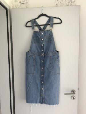 Jeans-Latzkleid von Asos