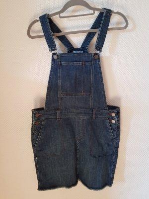 Jeans-Latzkleid von Esprit