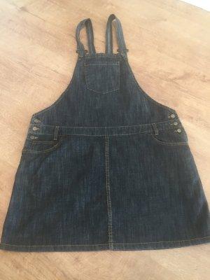 Sisterhood Jeansjurk donkerblauw