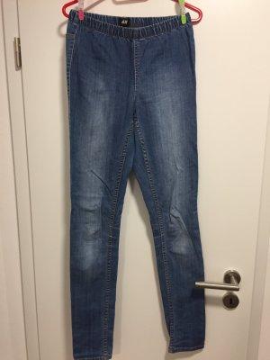 Jeans Leggings Jeggings blau