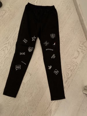 Jeans - Leggings Jeggings / Patches / neu