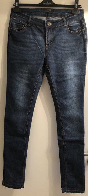 Jeans Leggings von Only gegen W L / L34 in dunkelblau verwaschen