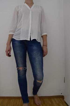 Jeans leicht distressed