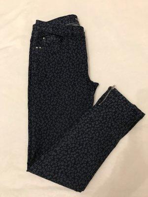 Clockhouse Pantalone a 7/8 blu-blu scuro