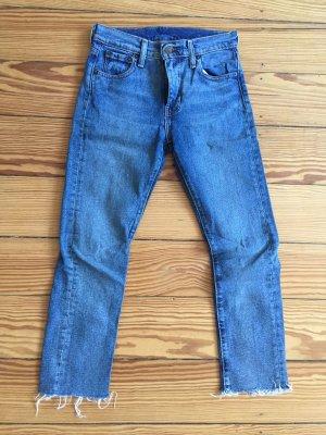 Jeans Levi's 505 C 505C Skinny blau - W25 L32