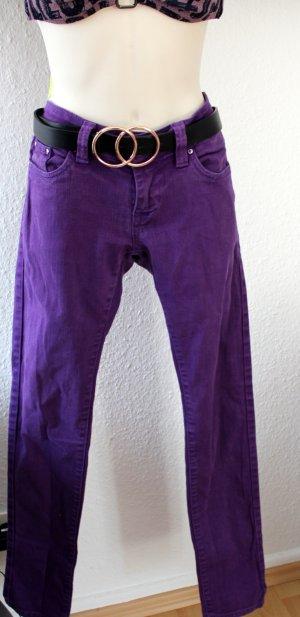 Jeans, lila