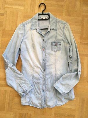 Jeans-Look Hemd von Tally Weijl
