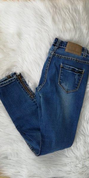 Jeans Madonna Gr. M