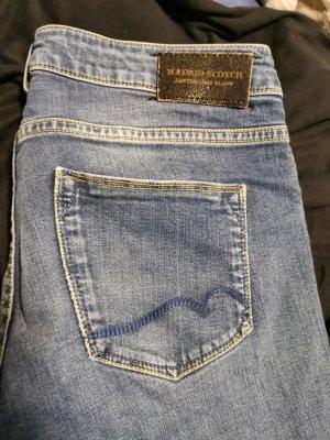 Maison Scotch Jeans skinny blu