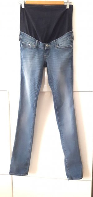 Jeans Mama H&M, HM,Größe 34, Schwangerschaftsmode, Umstandsmode, Maternity