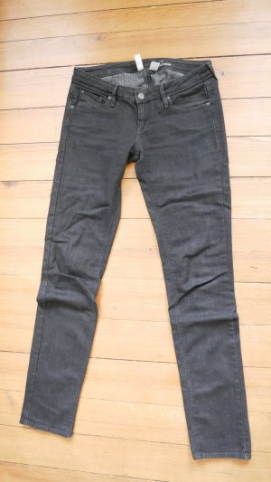 Jeans # Mango # 38 # schwarz # slim # wie neu