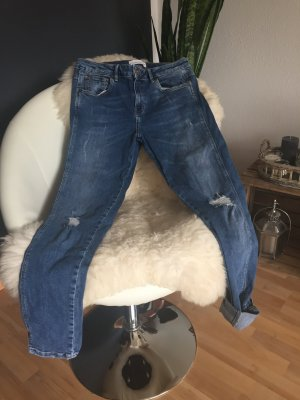 Jeans Mango Destroyed