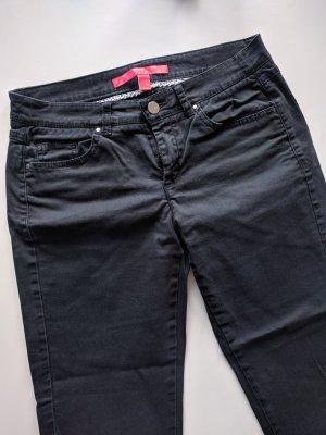 Jeans Mango, Gr. 34, schwarz