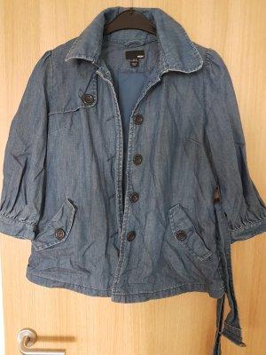 Jeans Mantel