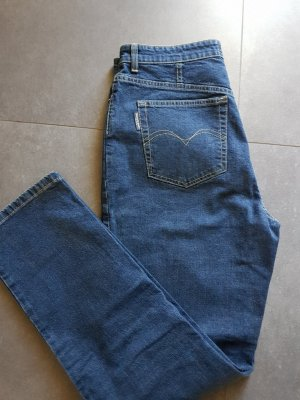 Marc O'Polo High Waist Jeans dark blue