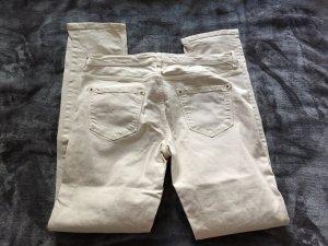 Jeans, Massimo Dutti, beige