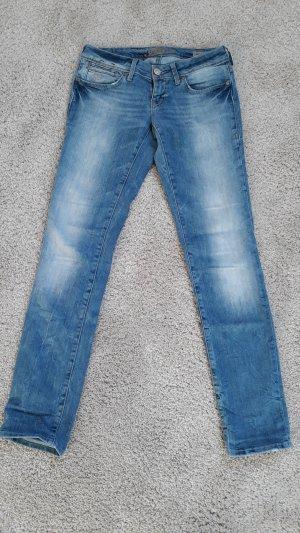 Mavi Slim Jeans cornflower blue