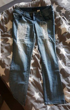 jeans, melrose,  Größe 42, sehr schön