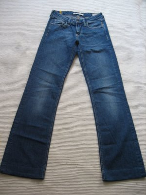 jeans meltin pot mp gr. xs 34 blau model roksana