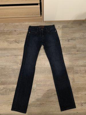 Michael Kors Straight Leg Jeans dark blue