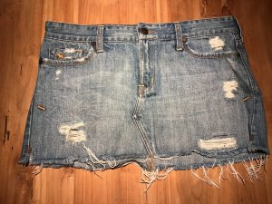 Jeans Mini destroyed Look Abercrombie&Fitch Gr.6