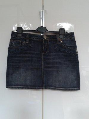 Jeans-Mini im 5-Pocket-Stil