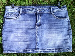 Jeans mini Rock, Denim Basic