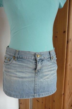 Jeans Mini-Rock (fällt kleiner aus!)