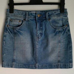 Jeans Mini Rock von John Baner