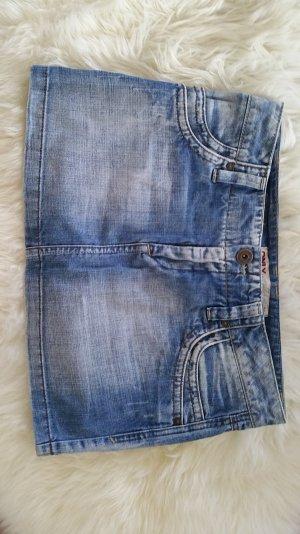 Jeans-Mini-Rock von Only