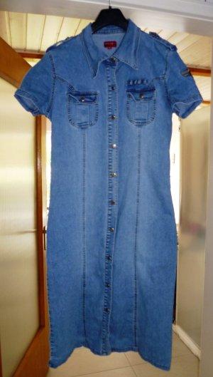 Jeans Minikleid; Gr. XL