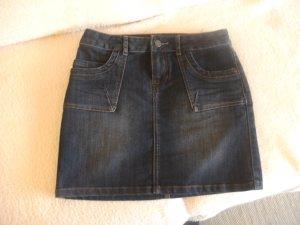 Jeans Minirock/Denim der Marke Zero