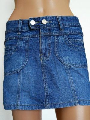 Jeans Minirock (Gr. 36)