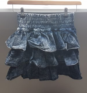 Jeans Minirock Größe S