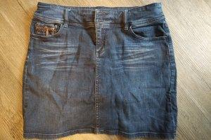 Promod Denim Skirt blue