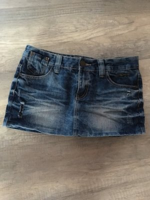 Jeans Minirock Top !!!
