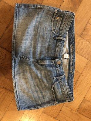 Abercrombie & Fitch Miniskirt azure