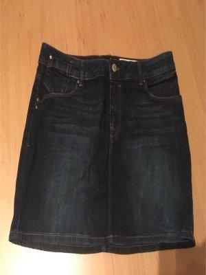 Jeans-Minirock von edc