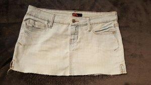 Jeans Minirock von Forever 21