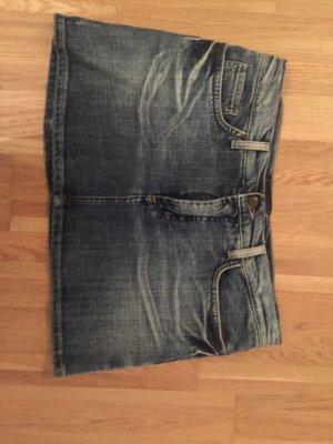 Jeans-Minirock von Just Cavalli