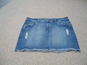 Jeans Minirock von Lefties 42