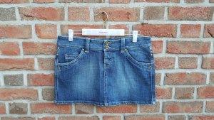 Jeans Minirock von Mexx